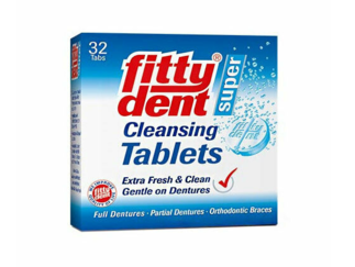 Fittydent Cleaning Tablets